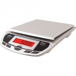 MyWeigh 3001P Strieborná do 3000g / 1g