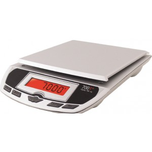 MyWeigh 7001DX Strieborná do 7kg / 1g