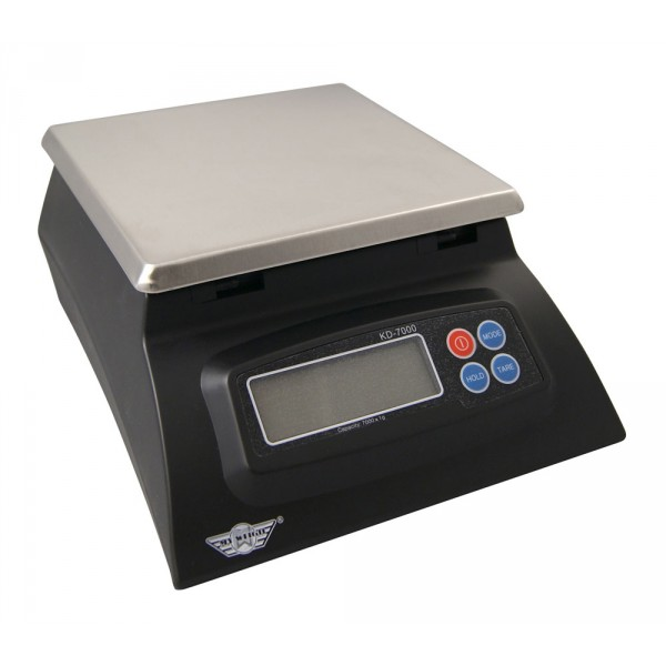MyWeigh KD-7000 do 7kg / 1g - čierna