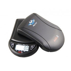 MyWeigh 440-Z Black do 440g / 0,1g