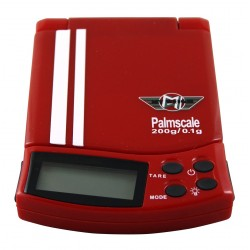 MyWeigh Palmscale 5 do 200g / 0,1g GTS Red